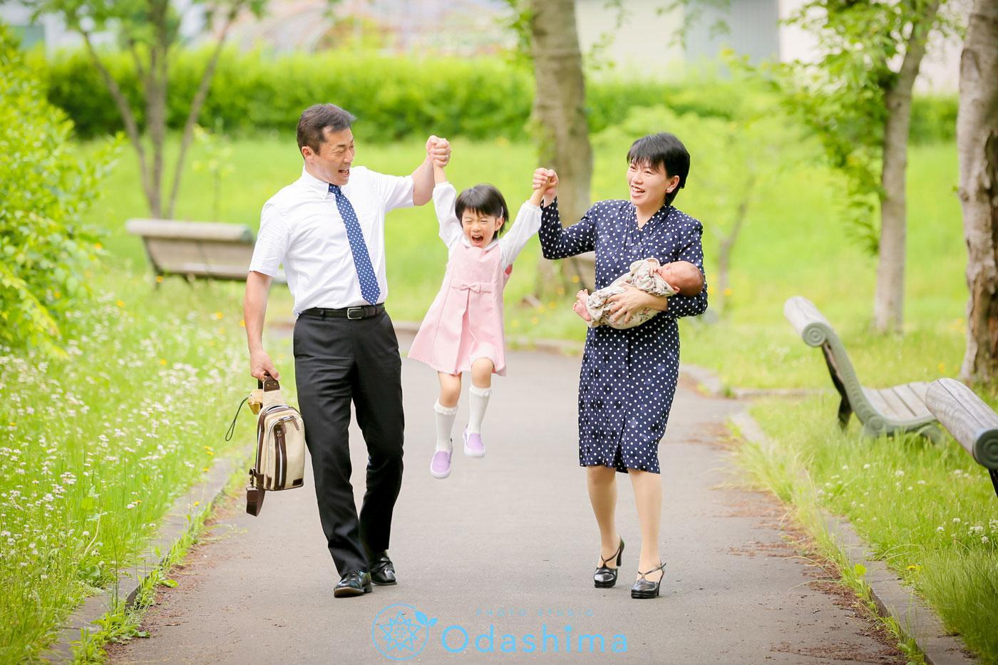 家族で、ロケふぉと!