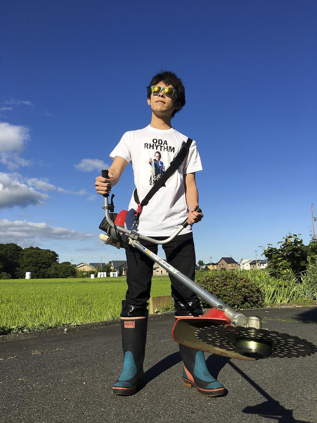 ほっしーの草刈り日記